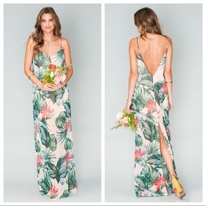 Show Me Your Mumu Kauai Kisses Jolie Maxi Dress